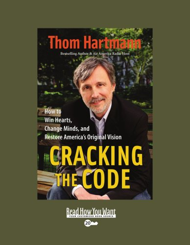9781442966840: Cracking the Code (EasyRead Super Large 20pt Edition): How to Win Hearts, Change Minds, and Restore America's Original Vision