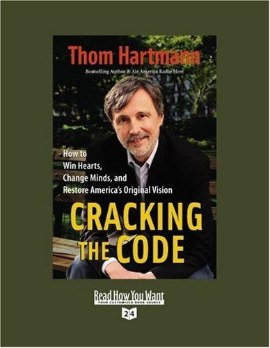 9781442967083: Cracking the Code (Volume 2 of 2) (EasyRead Super Large 24pt Edition): How to Win Hearts, Change Minds, and Restore America's Original Vision