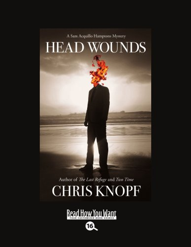 9781442968349: Head Wounds (Easyread Large Bold Edition)