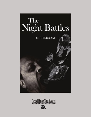 9781442968707: The Night Battles (Easyread Large Bold Edition)
