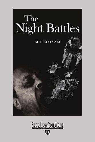 9781442968721: The Night Battles (Easyread Edition)