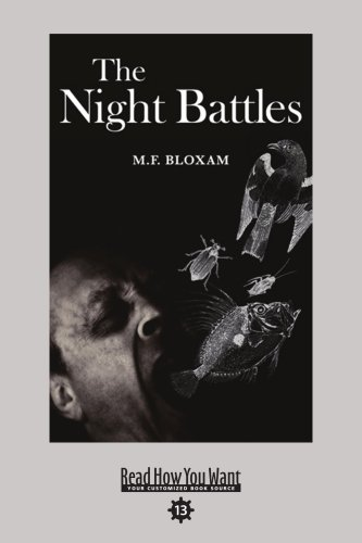 9781442968738: The Night Battles (Easyread Comfort Edition)