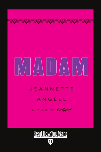 9781442969100: Madam (Easyread Edition)