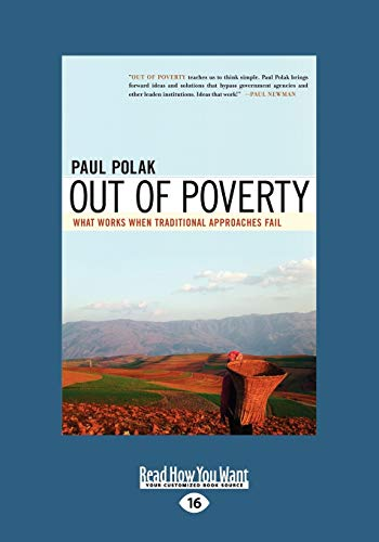 9781442970526: Out of Poverty: What Works When Traditional Approaches Fail