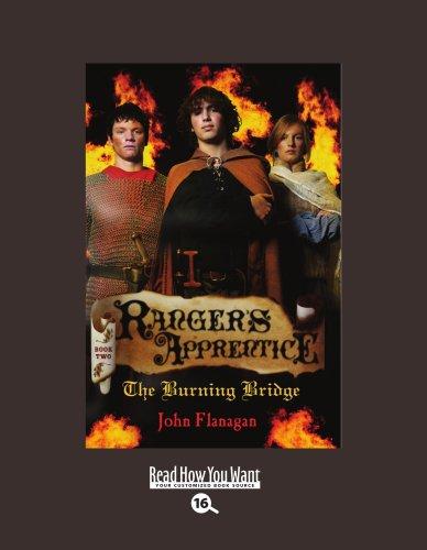 9781442972926: Ranger's Apprentice (Easyread Large Bold Edition): Book 2: The Burning Bridge