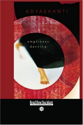 9781442973084: Emptiness Dancing (Easyread Comfort Edition)