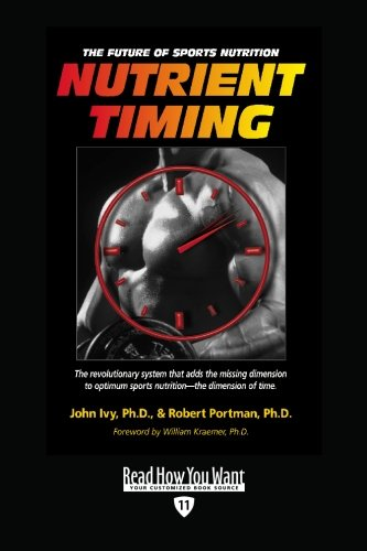 9781442974326: Nutrient Timing (EasyRead Edition): The Future of Sports Nutrition