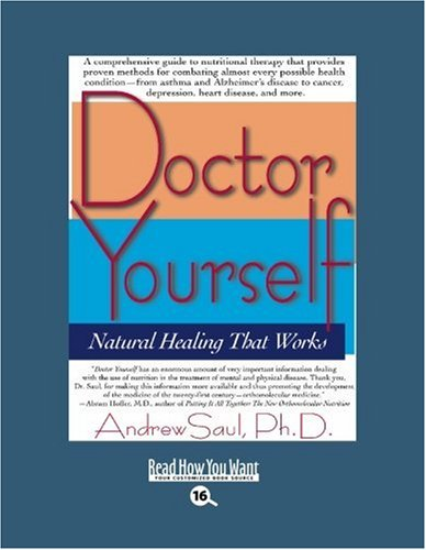 9781442975422: Doctor Yourself (EasyRead Large Bold Edition): Natural Healing That Works