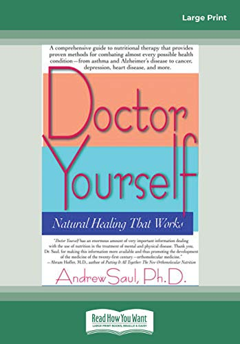 9781442975453: Doctor Yourself: Natural Healing That Works (EasyRead Large Edition)