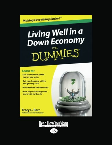 9781442982376: Living Well in a Down Economy for Dummies