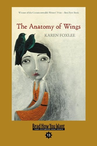 9781442985391: The Anatomy of Wings (EasyRead Comfort Edition):