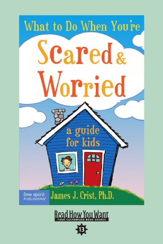 9781442992733: What to Do When You're Scared & Worried(EasyRead Comfort Edition): A Guide for Kids