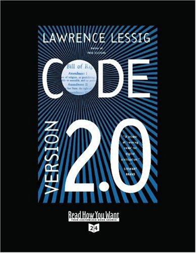 9781442996441: Code (Volume 1 of 4) (EasyRead Super Large 24pt Edition): Version 2.0