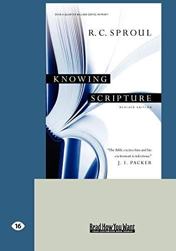 9781442996601: Knowing Scripture: Easyread Large Edition