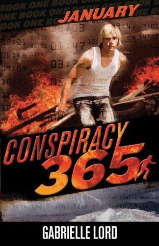 9781443102292: Conspiracy 365: January