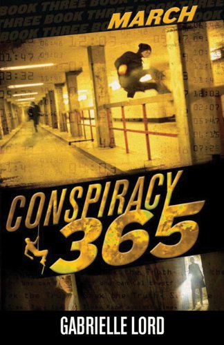 9781443102315: Conspiracy 365: March