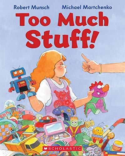 9781443102452: Too Much Stuff!