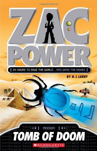 9781443102537: Zac Power: Tomb of Doom