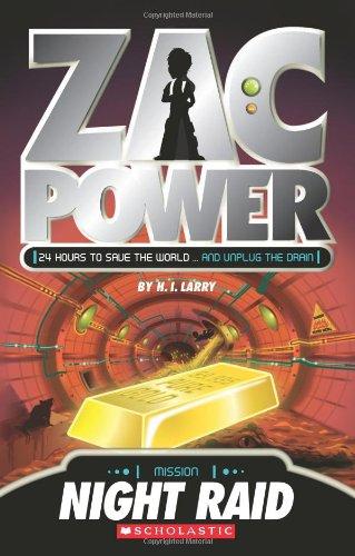 Zac Power: Night Raid: Larry, H. I.