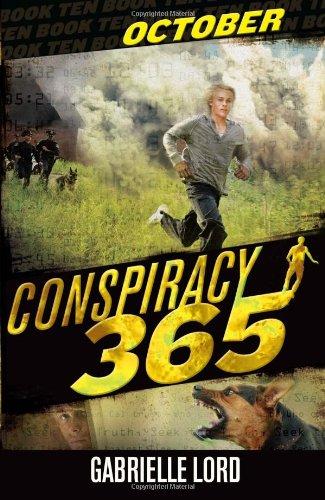 9781443104777: Conspiracy 365: October