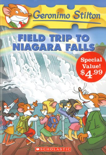 9781443105514: Geronimo Stilton #24: Field Trip to Niagara Falls (Special Value)