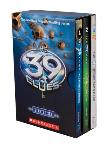 9781443107006: 39 Clues Starter Set Box Set