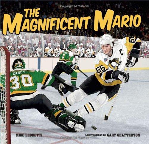 9781443107051: The Magnificent Mario [Hardcover]