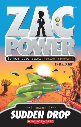 9781443107266: Zac Power: Sudden Drop