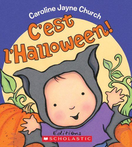 C'est l'Halloween!: Church, Caroline Jayne