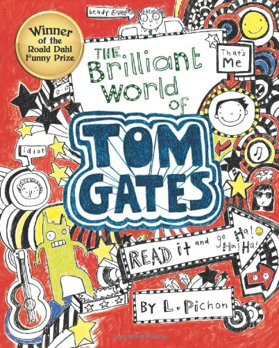 9781443119368: The Brilliant World of Tom Gates