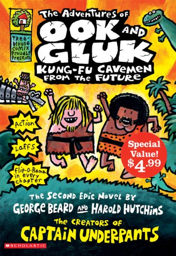 9781443121187: The Adventures of Ook and Gluk, Kung-Fu Cavemen from the Future (Special Value Edition)