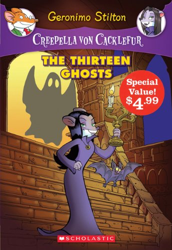9781443121231: Creepella Von Cacklefur #1: The Thirteen Ghosts (Special Value)