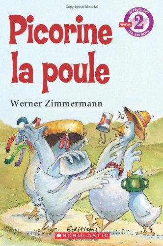Picorine la poule: Zimmermann, Werner