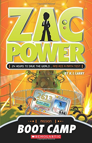 Zac Power: Boot Camp: H I Larry