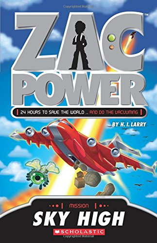 Zac Power: Sky High: Larry, H.I
