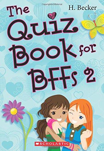 The Quiz Book for BFFs 2: unknown