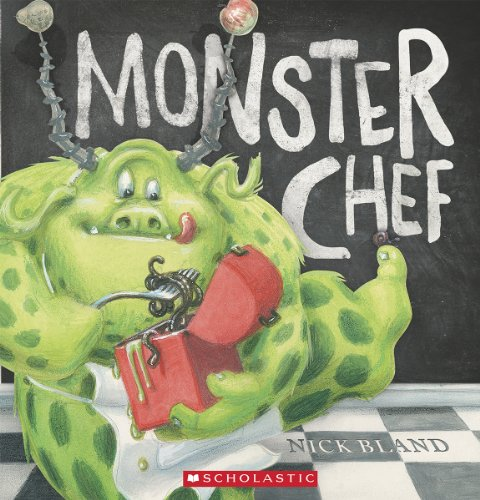 Monster Chef: Bland, Nick