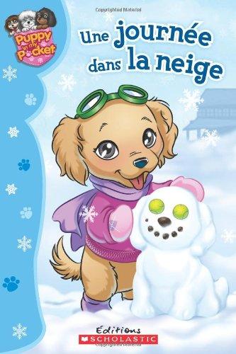 Puppy in My Pocket : Une journ?e dans la neige: Harimann, Sierra