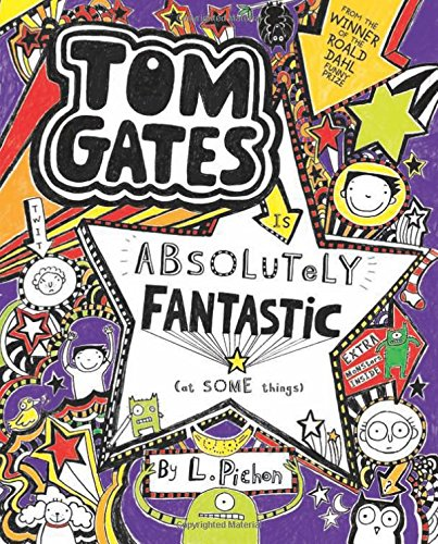 9781443133661: Tom Gates Is Absolutely Fantastic (At Some Things)