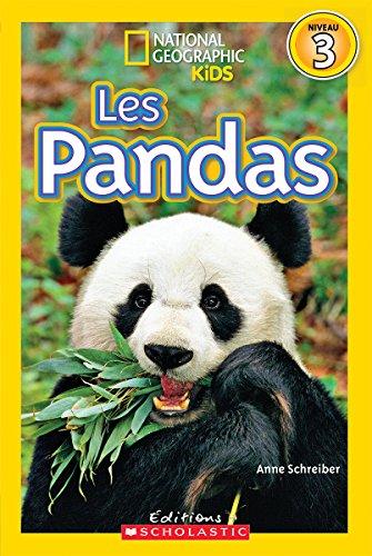9781443138031: Pandas - National Geographic