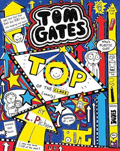 9781443157070: TOM GATES: TOP OF THE CLASS (NEARLY)