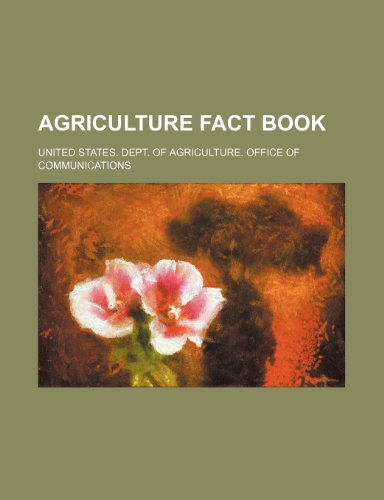 9781443220088: Agriculture fact book