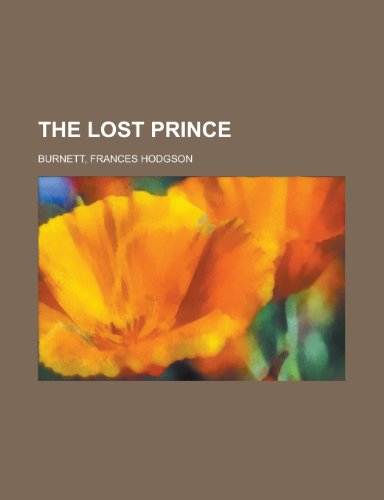 The Lost Prince (9781443239516) by Frances Hodgson Burnett