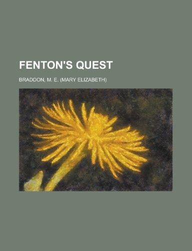 Fenton's Quest (1443242888) by Braddon, Mary Elizabeth; Braddon, M. E.