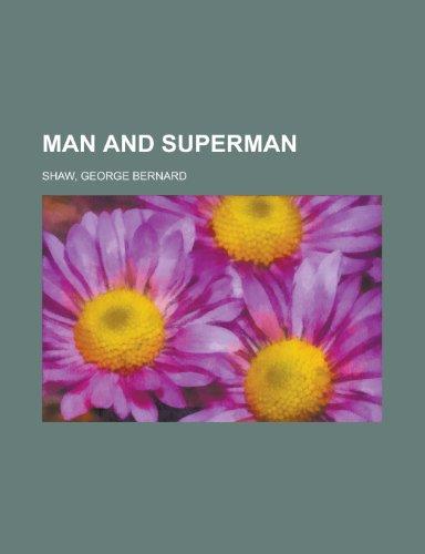 9781443247290: Man and Superman