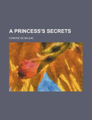 9781443269957: A Princess's Secrets