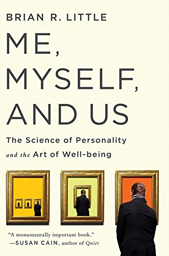 9781443401869: Me, Myself And Us: The Science of Personality and the Art of Well-Being