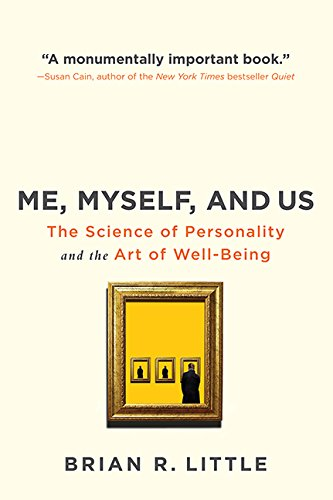 9781443401876: Me, Myself And Us: The Science of Personality and the Art of Well-Being