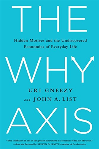 9781443407588: The Why Axis: Hidden Motives And The Undiscovered Economics Of Ev, The