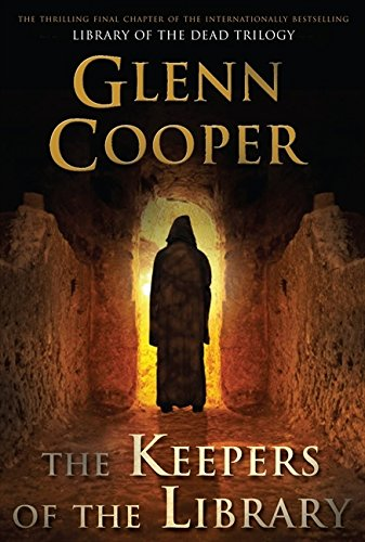 9781443409261: [(The Keepers of the Library)] [by: Glenn Cooper]